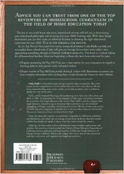 """When I first started learning about Homeschooling and heard terms like """"eclectic, unschooling, Charlotte Mason, Waldorf, charter schools, trivium"""" etc, this was the book that was my life raft!  I studied this to get an introduction to most of the major theories of homeschooling and then studied the various popular programs people used to teach with."""