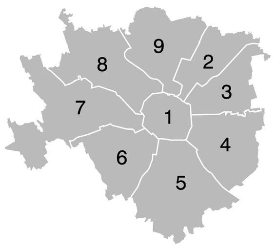 Onde ficar em Milão: Mapa da cidade