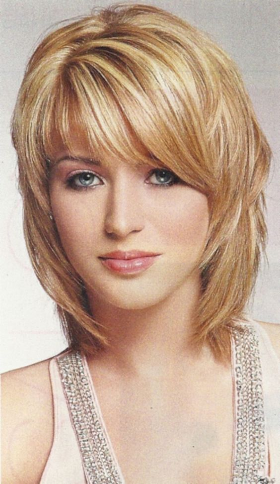 Medium length hairstyles for women over 50 google search for How to find a medium
