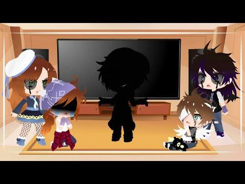 Aftons React To Michael Memes Fnaf A Bit Lazy T T Youtube Fnaf Afton Roblox Pictures