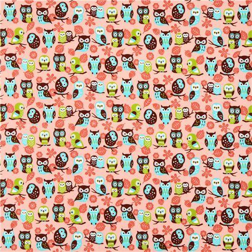 #pattern #owls