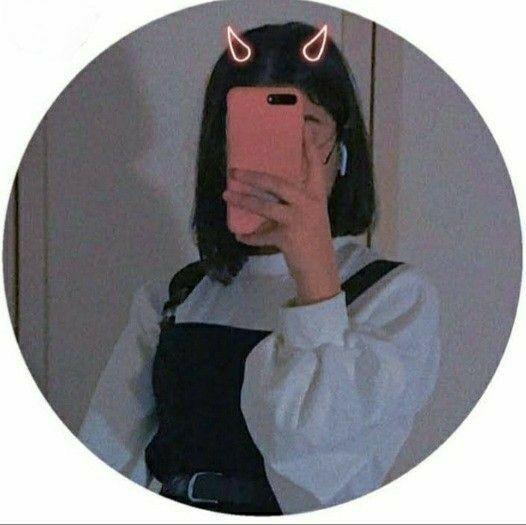 افتارات Girly Images Cool Girl Pictures Girl Hiding Face