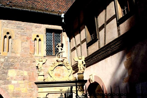 Strasbourg - not ancient, right?
