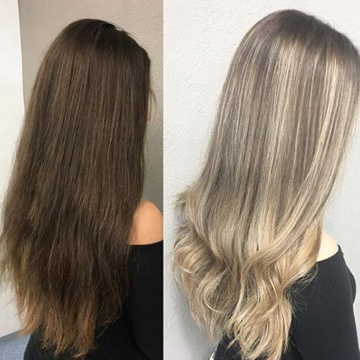 Wella T18 Toner Is Perfect For Removing Those Yellow And Orange Tones That Stay In Brown And Dark Har Af In 2020 Dark To Light Hair Brown Blonde Hair Bleach Brown Hair