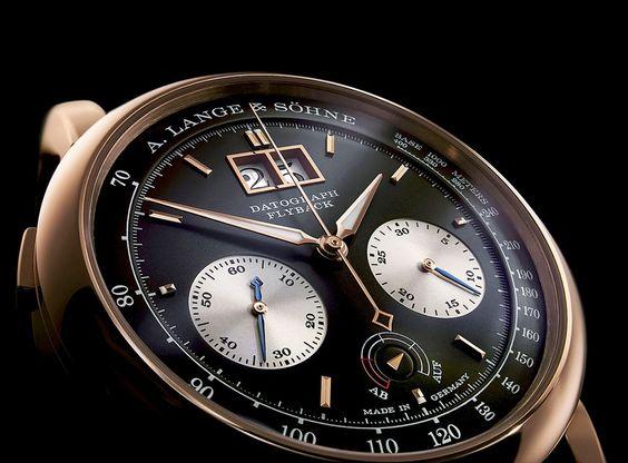 best quality replica watch - Replik ALange Sohne Datograph Up Down 405031 Uhren zu berprfen.9 22 2016