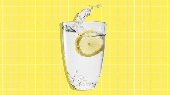 Lemon water benefits 56399