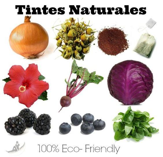 Tintes naturales 100 eco friendly ideas de como preparar - Como hacer ambientadores naturales ...