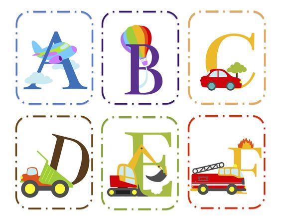 Preschool Printables: Transportation   SP: Literacy   Pinterest ...