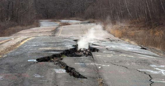 This Us Town Has Been Abandoned For Almost 60 Years Because Of An