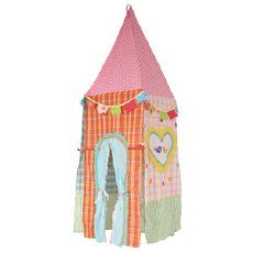 hanging playhouse: Hanging Playhouse, Baby Kids, Table Playhouses, Kids Stuff, For Kids, Da Appendere, Card Table, Girly Girls, Happy Things