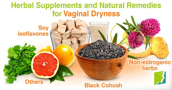 Effective Herbal Remedies For Vaginal Dryness - Herbs T