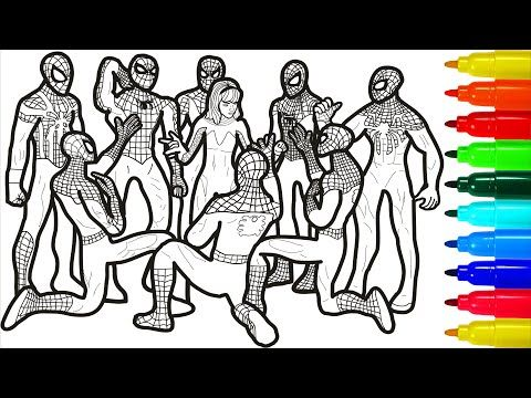 Pin By Catalina Salazar Preece On Ropa Y Zapatos Spiderman Coloring Coloring Pages Coloring Pages For Kids