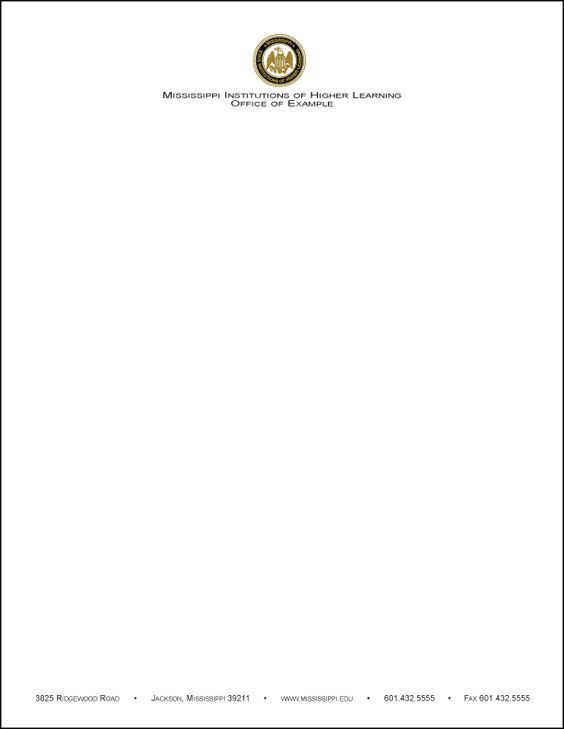 free letterhead templates with logo - sample business letterhead with logo nus national