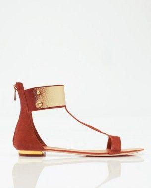 Bagley-Leather Dolce Vita Shoe