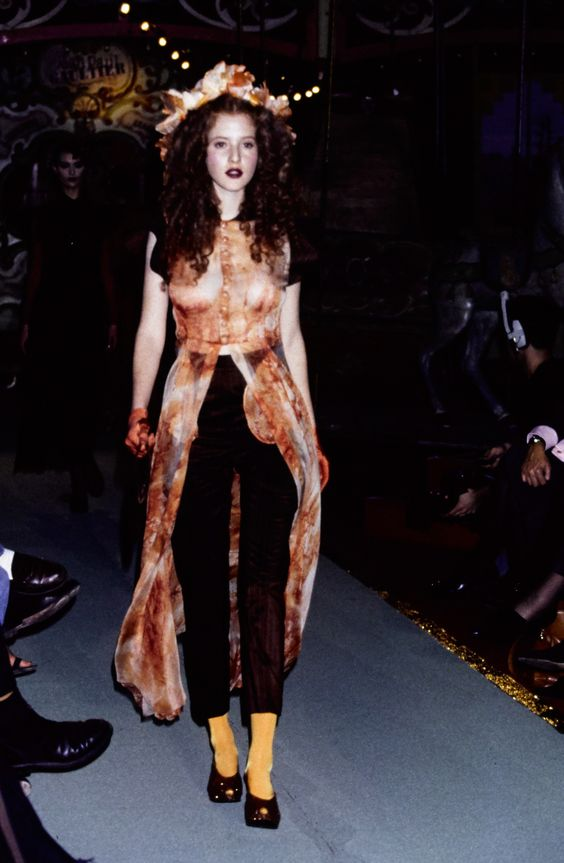 Jean Paul Gaultier Spring 1995 Ready-to-Wear Fashion Show