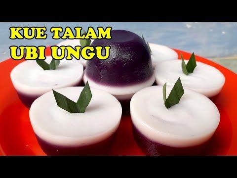 Resep Kue Talam Ubi Ungu Tanpa Mikser Irit Bahan Youtube Di 2020 Resep Kue Ungu Kue