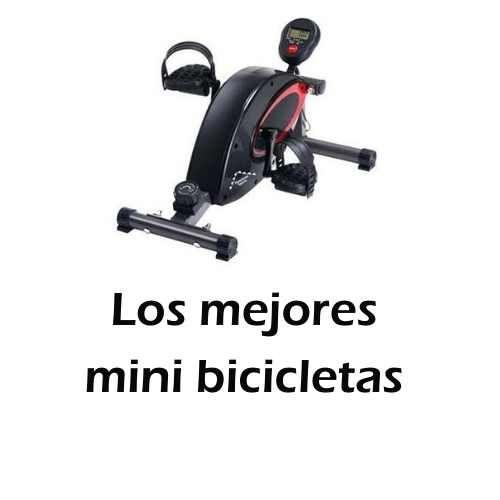 Minibicicleta Estática Merece La Pena Tipos De Bicicleta Entrenamiento De Brazo Bicicleta Estatica