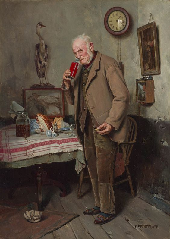 Writing style of The Convalescent- Charles Lamb?