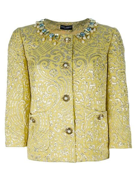 Dolce Embellished Jacket