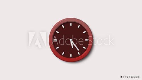 New Red Dark Clock Icon 3d Clock Icon Clock Icon White Background 3d Clock Icon Ad Affiliate Clock Dark Red Backg In 2020 Clock Icon Clock White Background