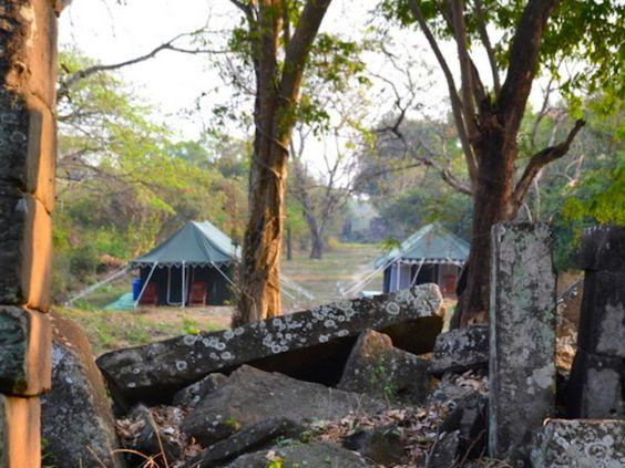 Banteay Chhmar Tented Camp - Khiri Travel
