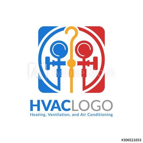 Pin By Ignacio Mayert On 60 In 2020 Air Conditioning Logo Heat