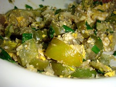 Refogado De Jilo Receitas Receitas Vegetarianas Comida Etnica