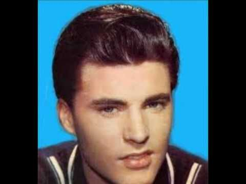 Ricky Nelson - Garden Party  (You gotta admit . . . Ricky Nelson is one PRETTY face!)