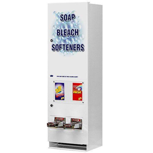Two Column Laundry Soap Vending Machine In 2020 Vending Machine