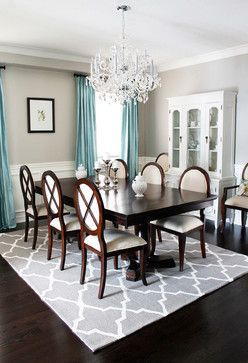 Live Love In The Home 10 Popular Interior Design Photos  Dining Best Dark Grey Dining Room Inspiration