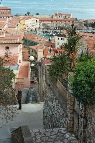 Portoferraio, Елба, Тоскана, Италия: