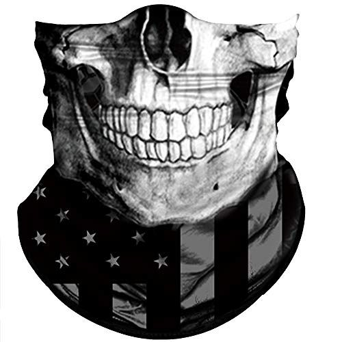 Half Face Mask Bandana for Sun UV Dust Mask for Riding Cycling Bandana Tube Mask