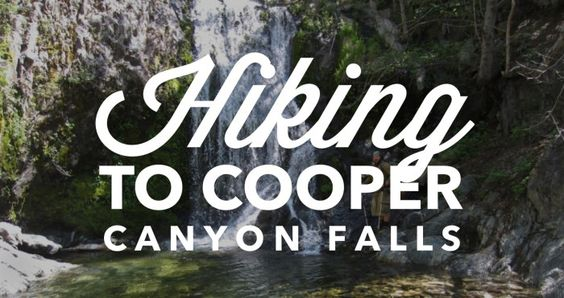 Backpacking to Cooper Canyon