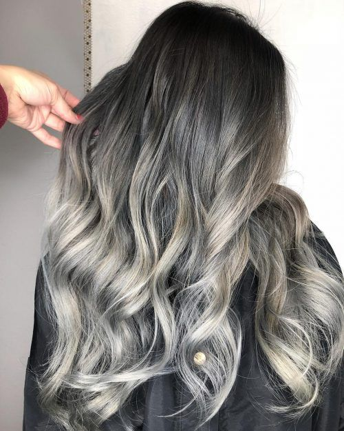 37 Hottest Ombre Hair Color Ideas Of 2020 Silver Blonde Hair