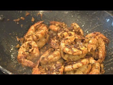 Burnt Garlic Butter Shrimp Youtube Butter Shrimp Garlic Butter Shrimp Shrimp