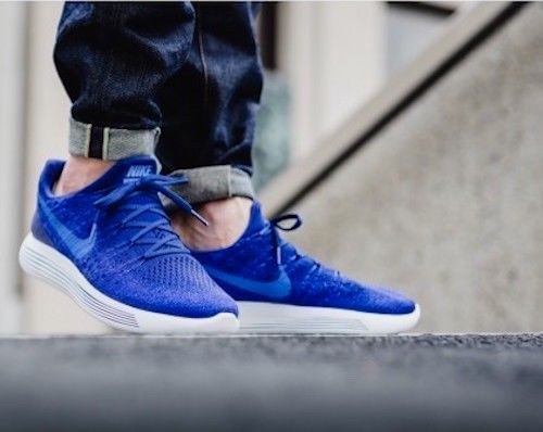 Nike Lunarepic Low Flyknit 2 Men S Running Shoe 863779 Size 10 11 160 Fashion Clothing Shoes Accessories Mens With Images Running Shoes For Men Shoes Running Shoes