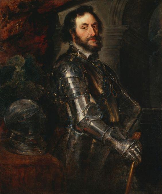 Portrait of Thomas Howard, 2nd Earl of Arundel, 1629-1630, Peter Paul Rubens, Oil on canvas, 122.2 x 102.1 cm: Ancestor Portraits, 1646 Painting, Family Portraits, Century Paintings, Portraits 17Th, Century Portraits, Portraits By Rubens, Paintings Dutch