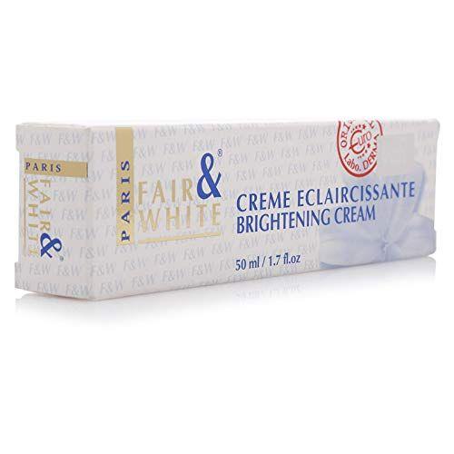 كريم التفتيح فير اند وايت من فير اند وايت Brightening Cream Amazon Online Shopping Amazon Online