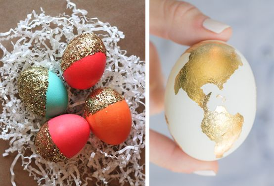Six Easter Craft and Decorating Ideas #DIY