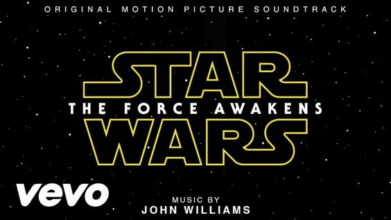 Star Wars - The Force Awakens, John Williams - Rey's Theme, Nominee for Best Original Score