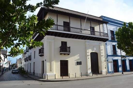 Casa De Ignacio Agramonte En Camaguey Cuba House Styles Mansions