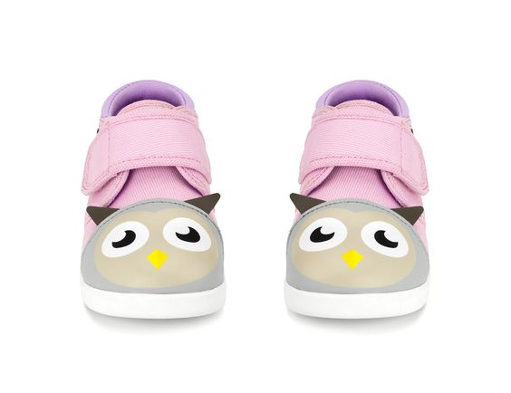 Ikiki Dr. Hoot Squeaky Shoes- Size 04