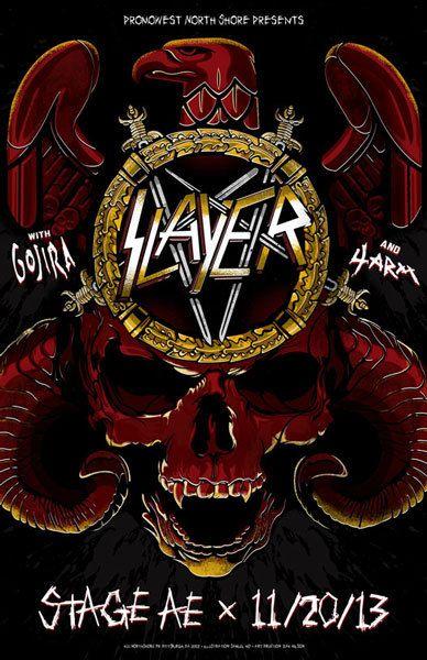 Slayer - Samuel Ho - 2013 ----