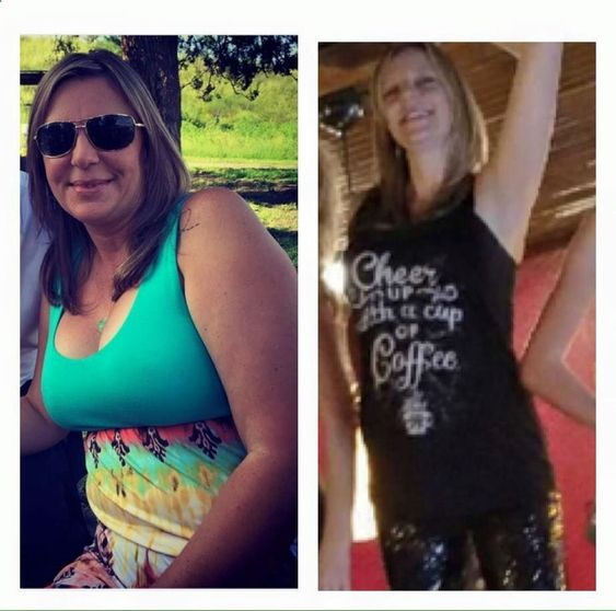 Missy reached her weight loss goal and is absolutely thrilled with her transformation! Are you or someone you love ready to regain health and thrive? Reach out to me because I would love to help you! Results vary: Typical results are 2-5 pounds per week f