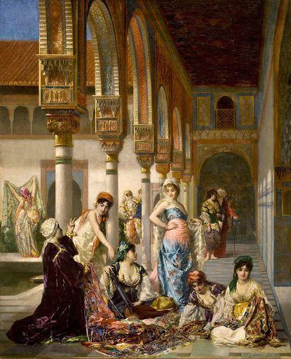 El harén  y la sexualidad en el Al-Andalus 042c82e5c8502b89c546a769a63f9057