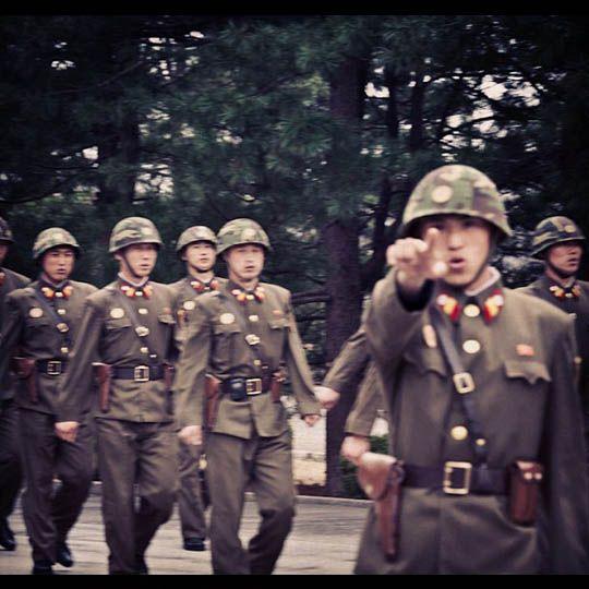 North Korea - JR