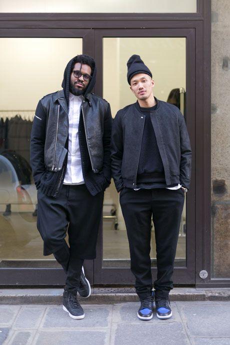 Street Style: Public School's Dao-Yi Chow and Maxwell Osborne