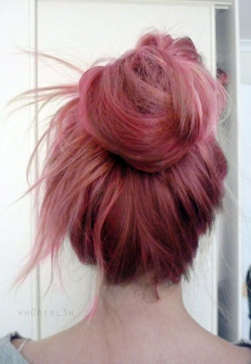 color me pastel † | hair | Pinterest | Pastel, Pink hair ...