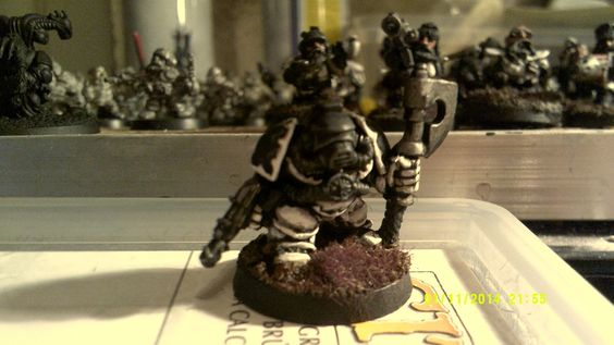 Oldhammer on a budget: Squats