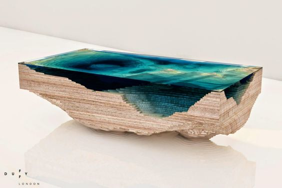 design-dautore.com: Abyss Table by Duffy London